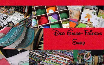 Unser Galgo-Friends Shop