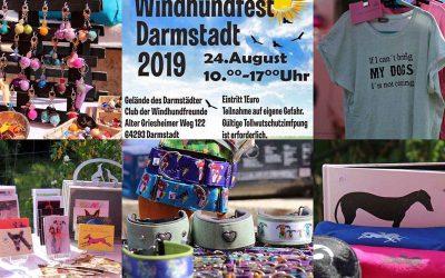 Vorankündigung: Windhundfest Darmstadt