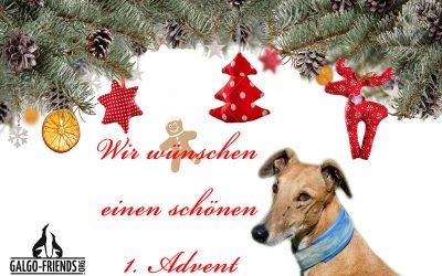 1. Advent ♥